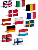Bruder toys delivery to Belgium, Denmark, Germany, Finland, France, Italy, Luxembourg, Austria, Poland, United Kingdom and Sweden