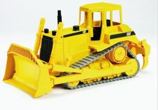 Bruder Caterpillar shovel