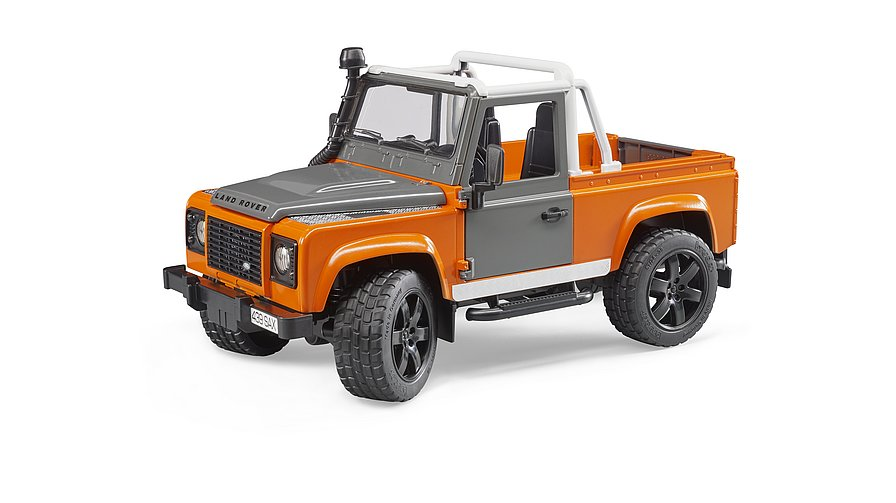 Bruder Landrover pick-up