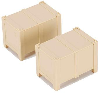Bruder potato boxes (2 pieces)