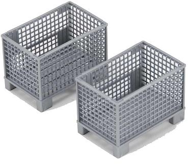 Bruder lattice boxes (2 pieces)