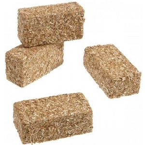 Kids Globe rectangle bales, set of 4 pieces 1:32