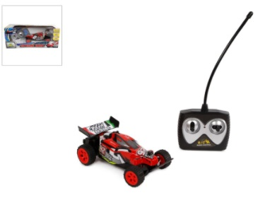 Roadstar RC buggy Extreme 92 rouge