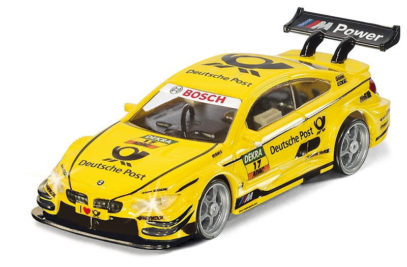 Siku Racing BMW M4 DTM, kit complet [RC]