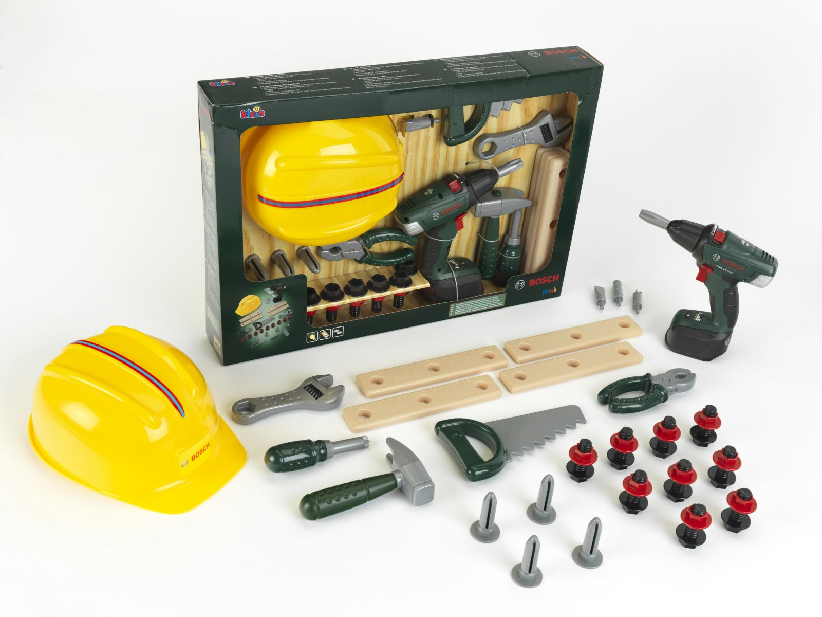 BOSCH DIY set (37-delig)