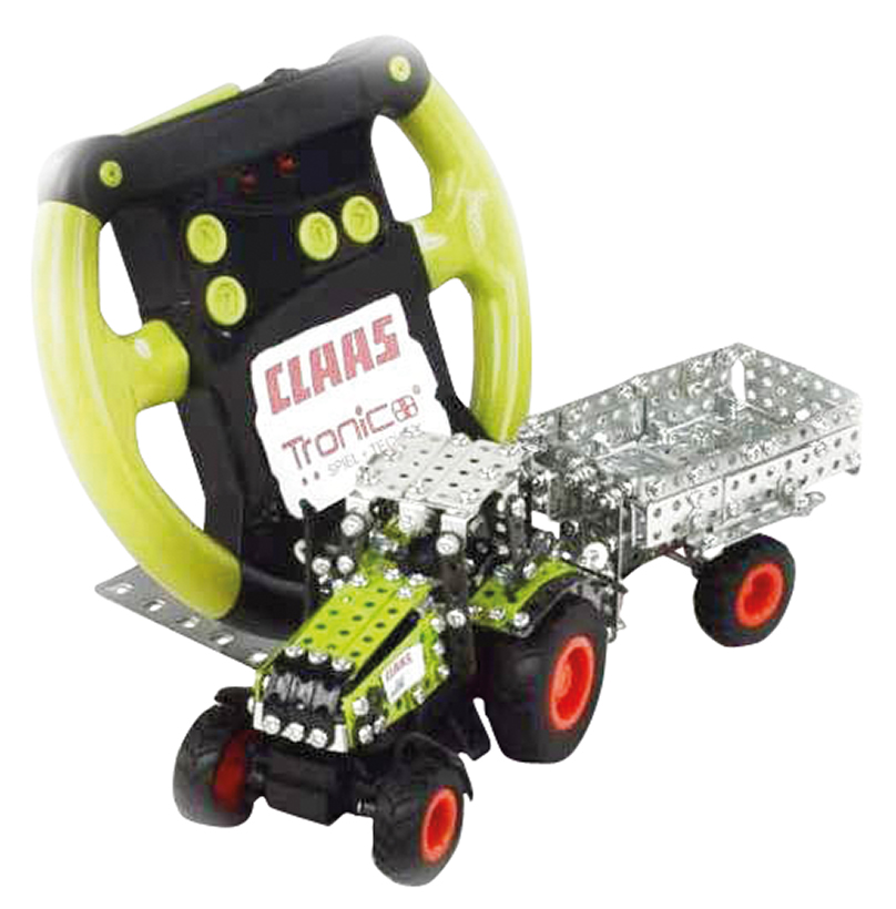 Tronico Claas Axion 850 tractor with R/C steering building kit