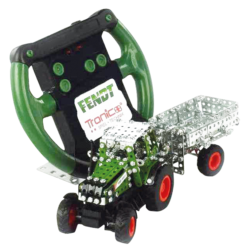 Tronico Fendt 800 Vario tractor with R/C steering building kit