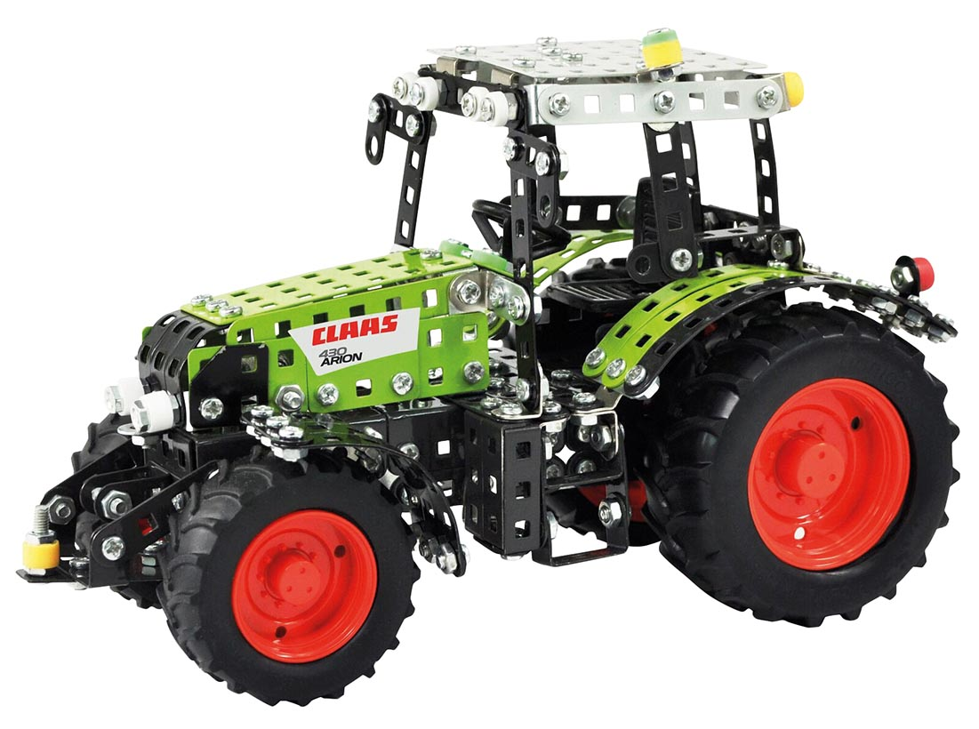 Tronico Claas Arion 430 tractor building kit (1:24)