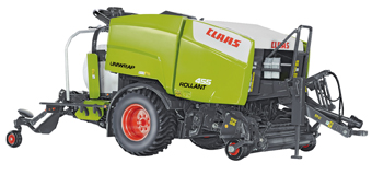 Wiking Claas Rollant Uniwrap 1:32