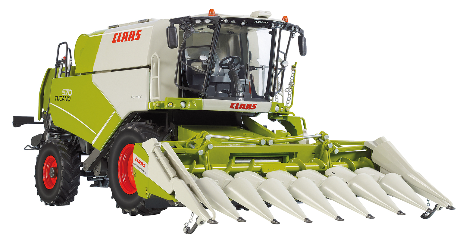 Wiking Claas Tucano 570 Conspeed 1:32