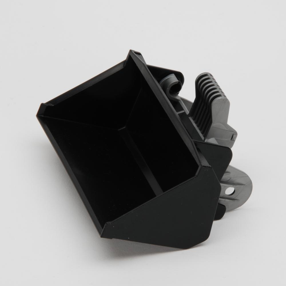 Bucket with base frame