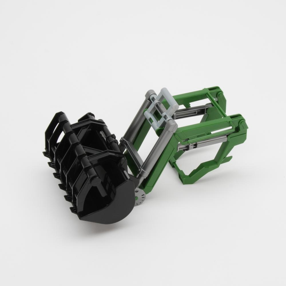 Front loader for John Deere 6920