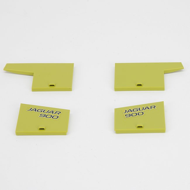 Side flaps for Claas Jaguar 900