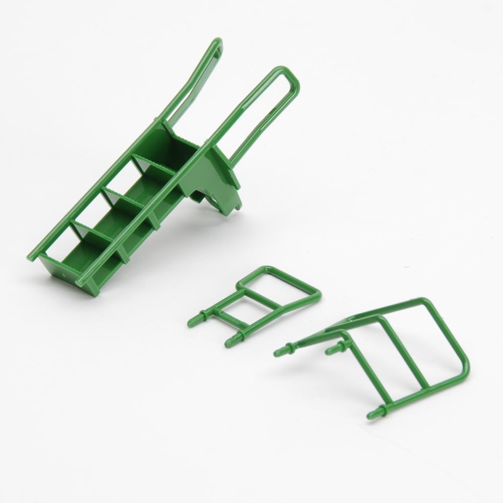 Rail and steps of cabin for John Deere T670i