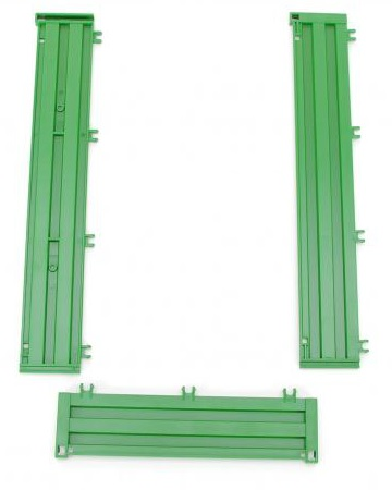Side gates for JD trailer