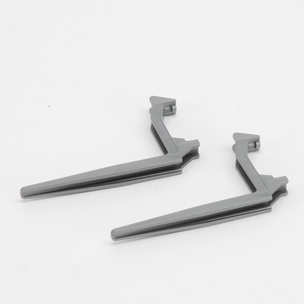 Forks for forklift attachment
