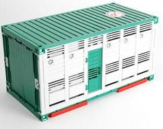 Dierentransport container
